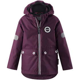 Reima Seiland Reimatec Winter Jacket Barn Deep Purple